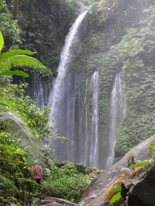 "the ""secret"" waterfall"