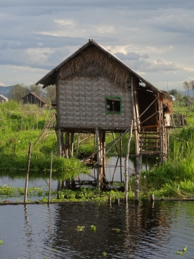 Home on Inle Lake