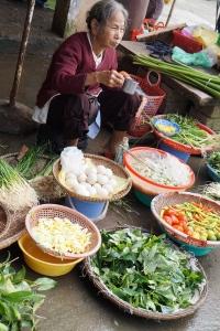 local market, Hue