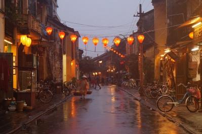 Rainy Hoi An